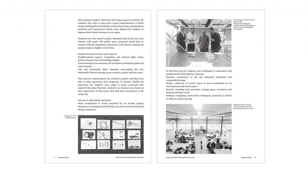 Industrial Shelter -